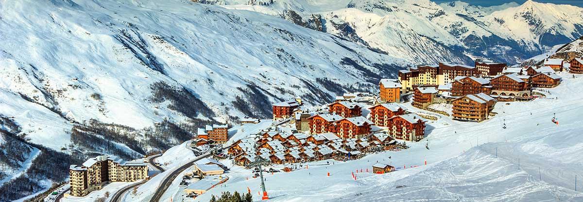 transfert vtc taxi station les menuires transfer cab ski resort
