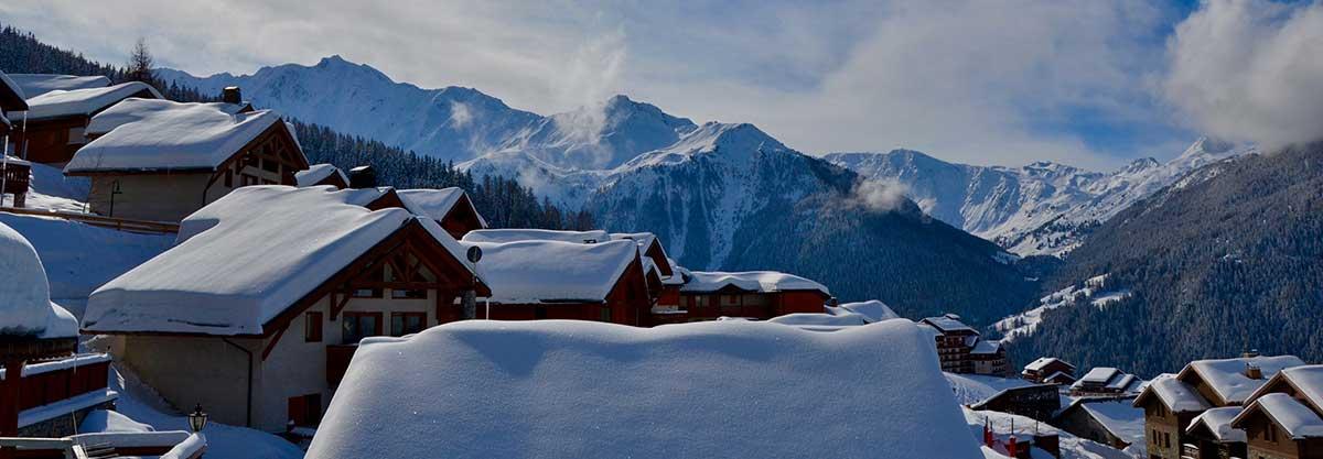 transfer cab ski resort peisey vallandry